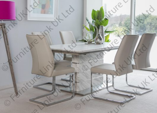 Allure Extending Dining Table 1600mm-2200mm 1