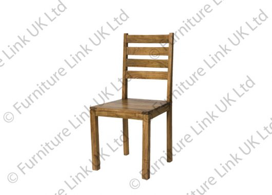 Byron Dining Chair Solid Seat