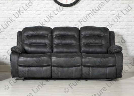 Dakota 3 Seater Recliner
