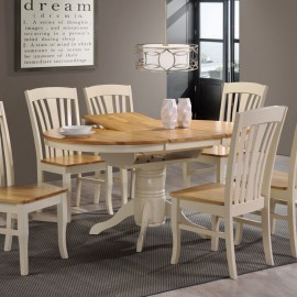 Normandy Round Extending Dining Set