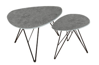 Otto Coffee & Side Table